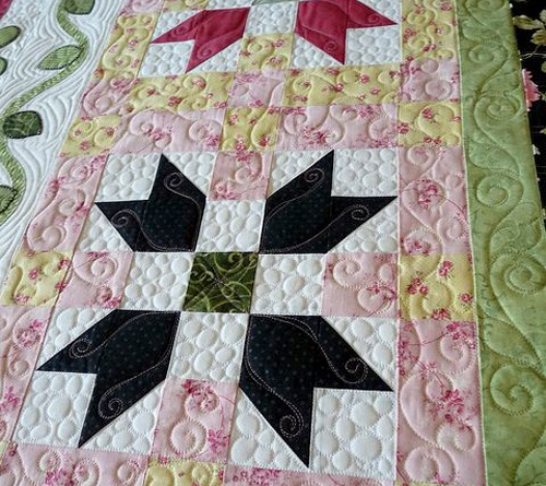 Sister's Choice Quilt Block Pattern