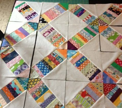 Secrets for Sewing Long Strips Quilting